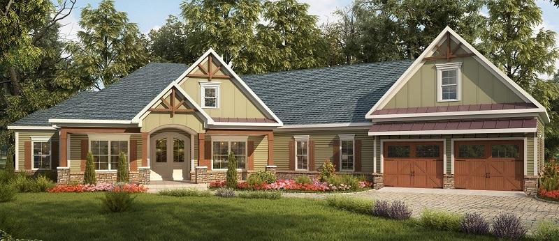 The Hampton Mill | Raleigh Custom Home Builders