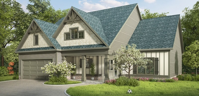 The Wraysburg | Durham County New Homes