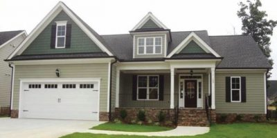 The Chandler Floor Plan | Siler City New Homes