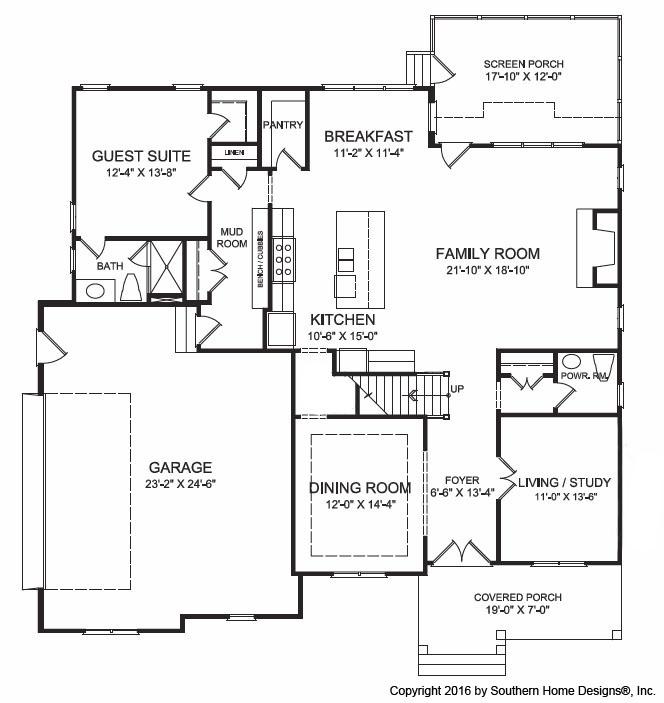 The Eastwood Floor Plan | Apex New Homes