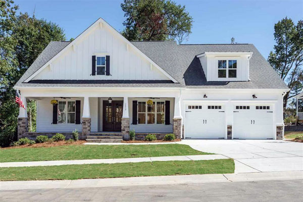 Norwich | Siler City New Home Builder