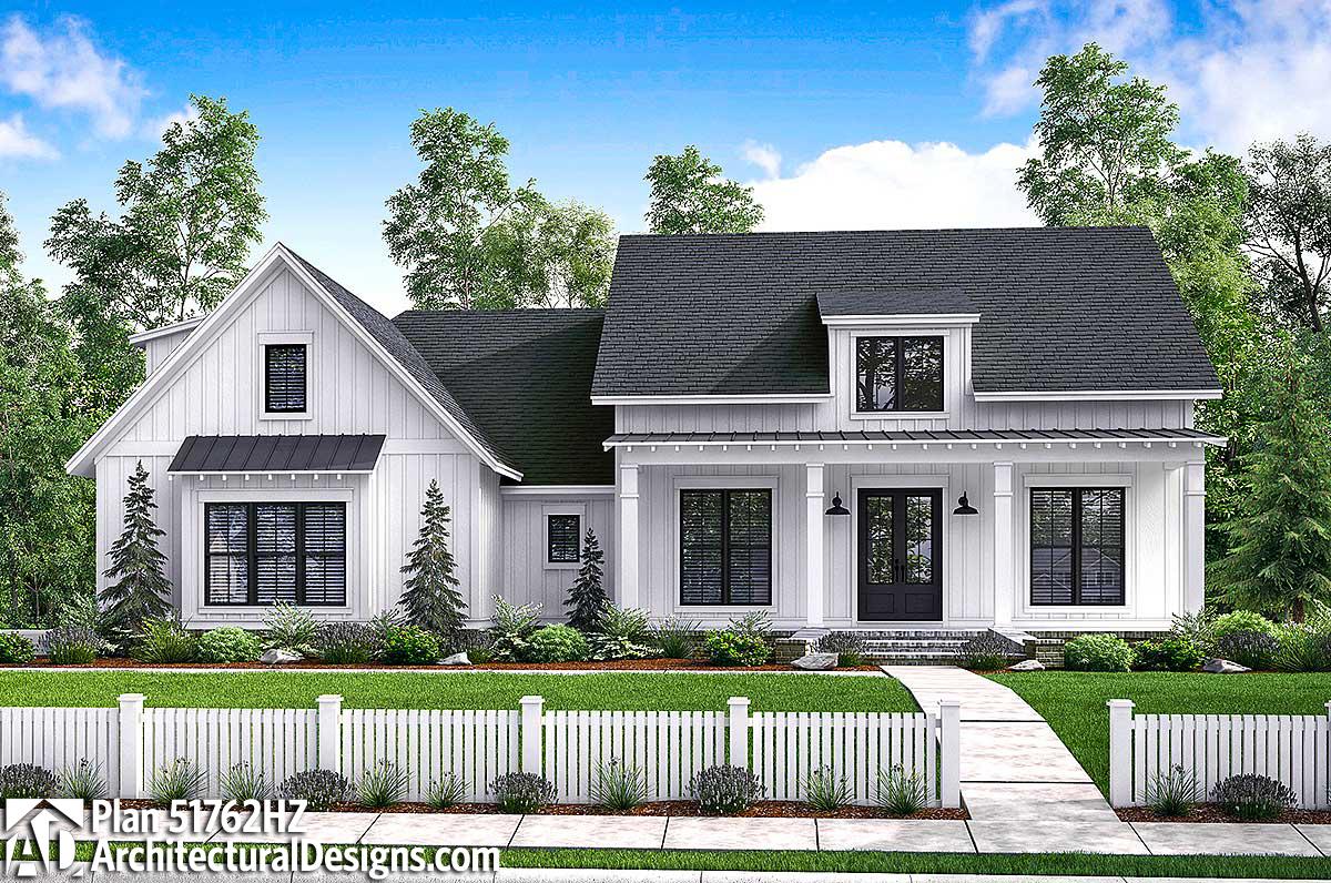 Modern Farmhouse | Chatham County NC New Homes