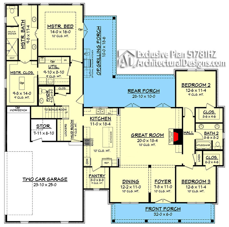 How to Choose a Floor Plan | NC New Homes