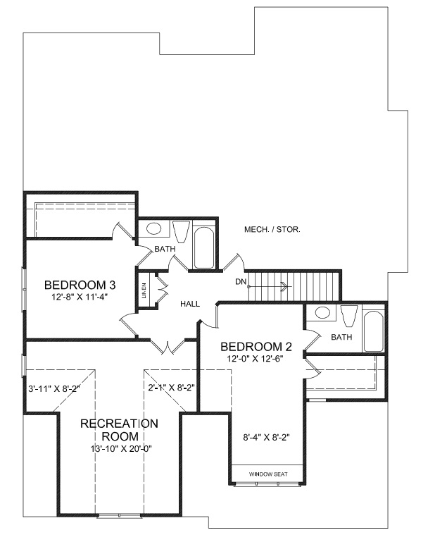 Holly Springs New Home Plans
