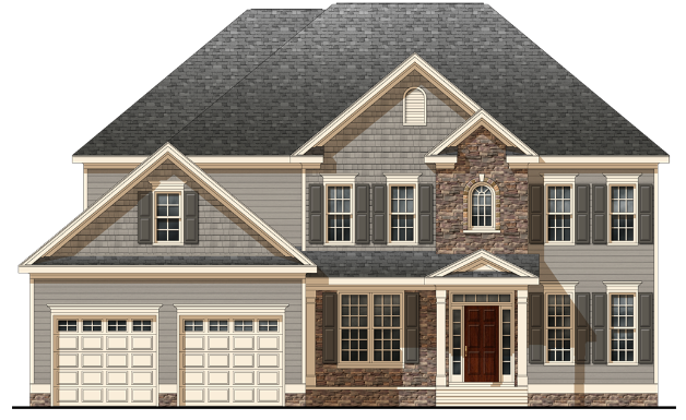 New Home Plan | The Grace