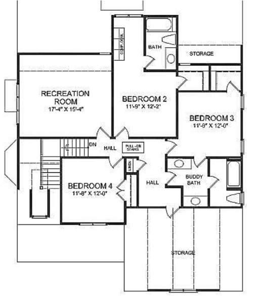 Hawthorne | Durham New Homes
