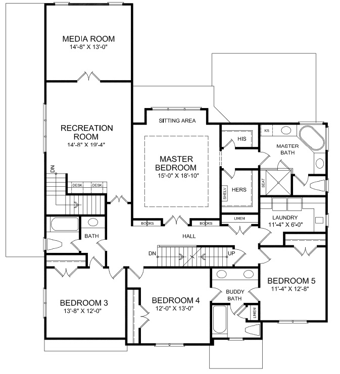 New Custom House Plans