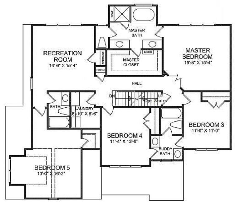 Victoria   Hillsborough New House Plans