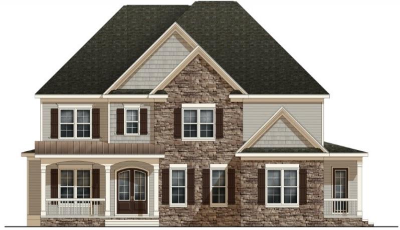 Chapel Hill New Custom Homes