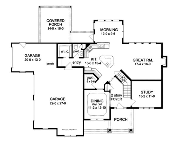 Kennedy | Hillsborough Home Builder