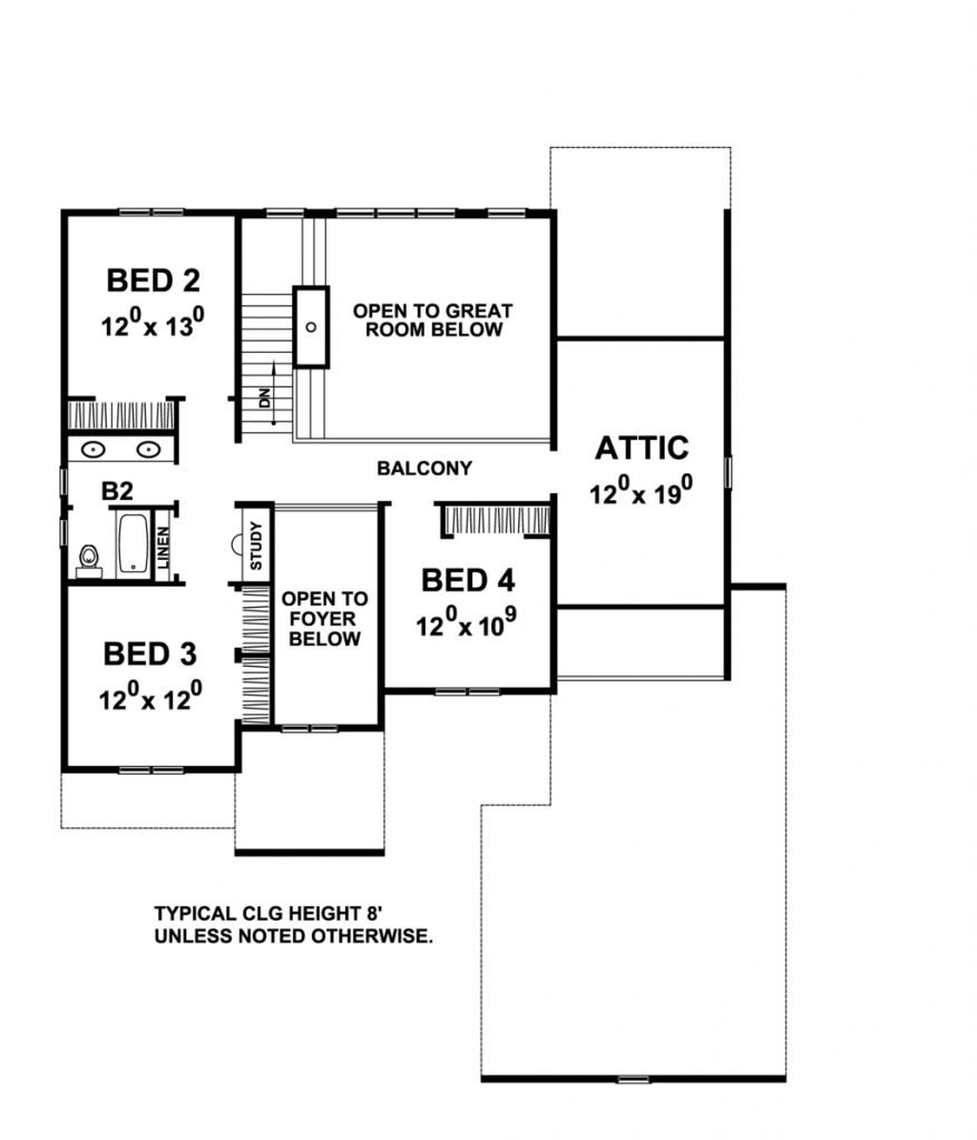 Leigh | Pittsboro New Home Plans