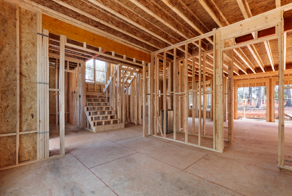 How to build a custom home in North Carolina.