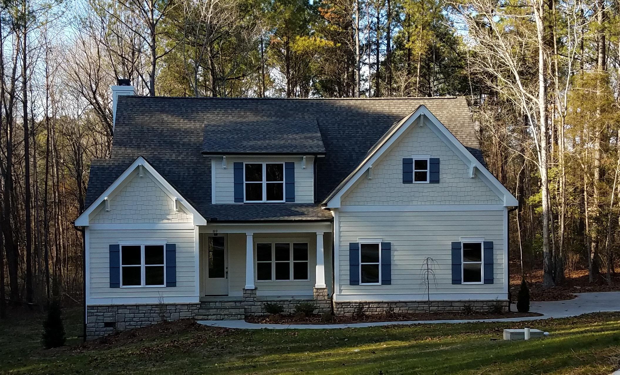 Chapel Hill New Homes