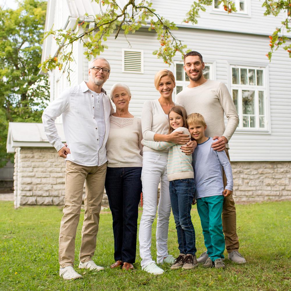 Multigenerational New Homes