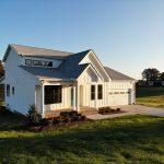 Travars Built Homes - new custom farmhouse available in Pittsboro