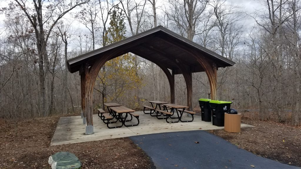 Rock Ridge Park picnic area - things to do in Pittsboro