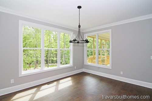 New Home Flooring Types | NC Custom Homes