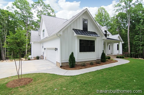 Chapel Hill Modern Farmhouse