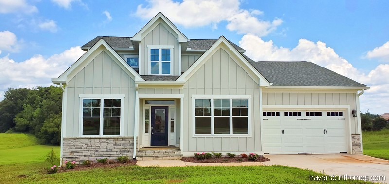 Pamlico Sound | Siler City New Homes