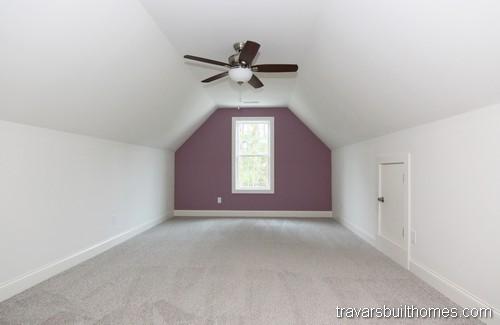 Wendell North Carolina New Homes | Game Room