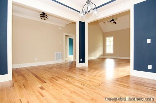 Wendell North Carolina New Homes | Open Concept Floor Plan