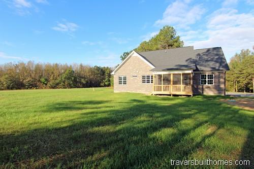 Wendell North Carolina New Homes | All Brick Homes