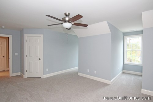 Wendell North Carolina New Homes | Bonus Room
