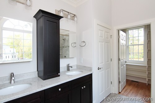 Wendell North Carolina New Homes | En Suite Master Bath