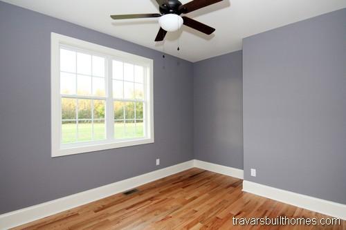 Wendell North Carolina New Homes | Hardwood in the Bedroom