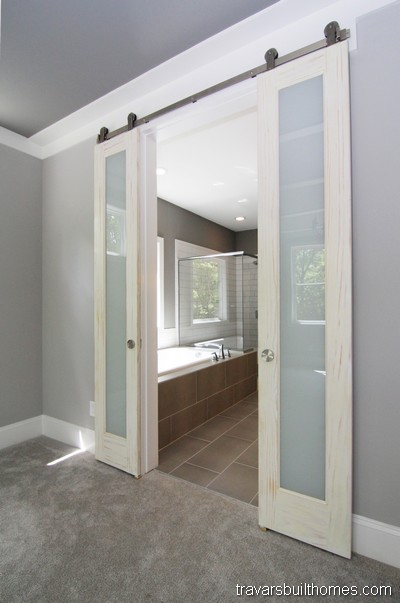 Barn door design ideas | North Carolina New Homes