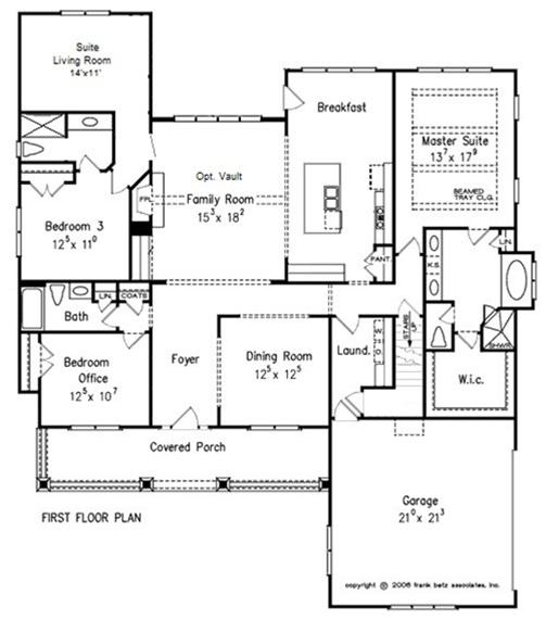 Multigenerational Home Floor Plan | Multigen Home Builders
