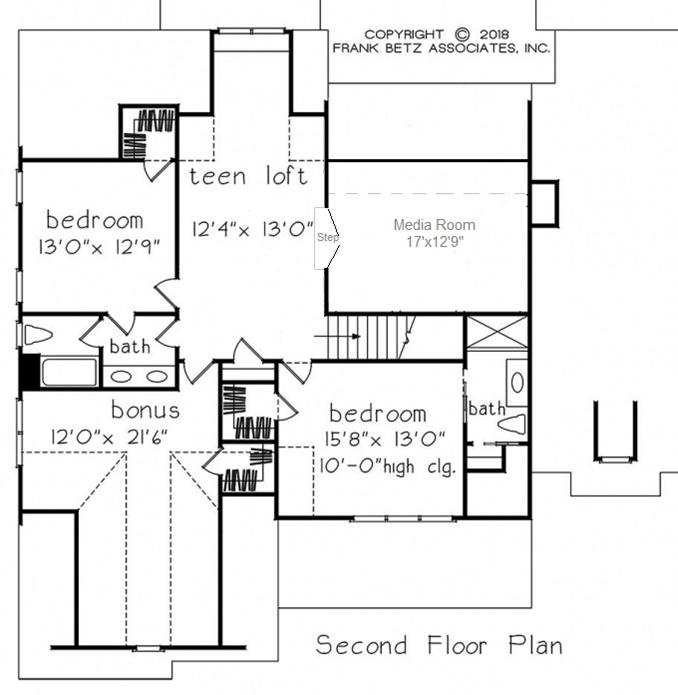 Master on the Main Custom Floor Plans | Homebuilders NC
