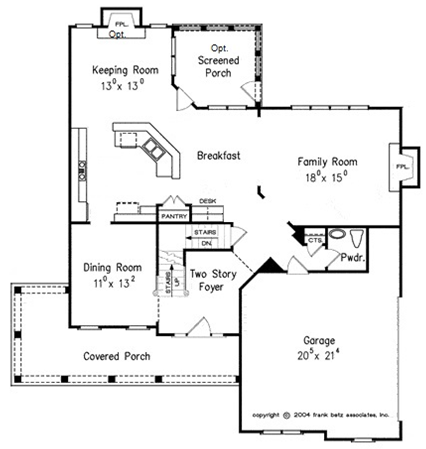 NC Custom Home Floor Plans | Orange County NC Custom Home Builder