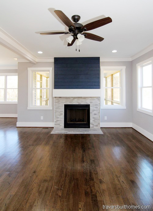 Durham Custom Home Builder | Fireplace Ideas