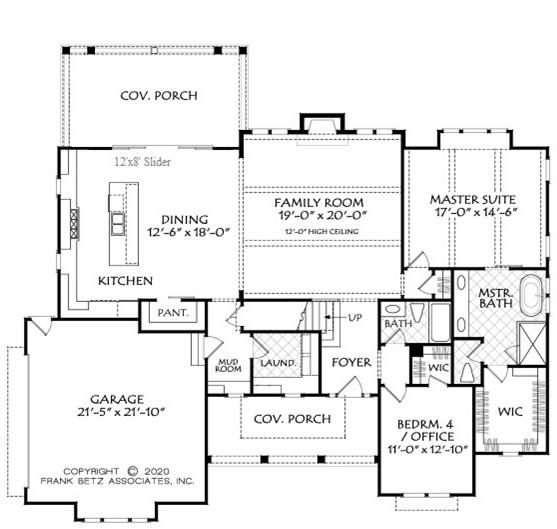 Modern Farmhouse Floor Plans | Chatham Count NC Custom Home Builder