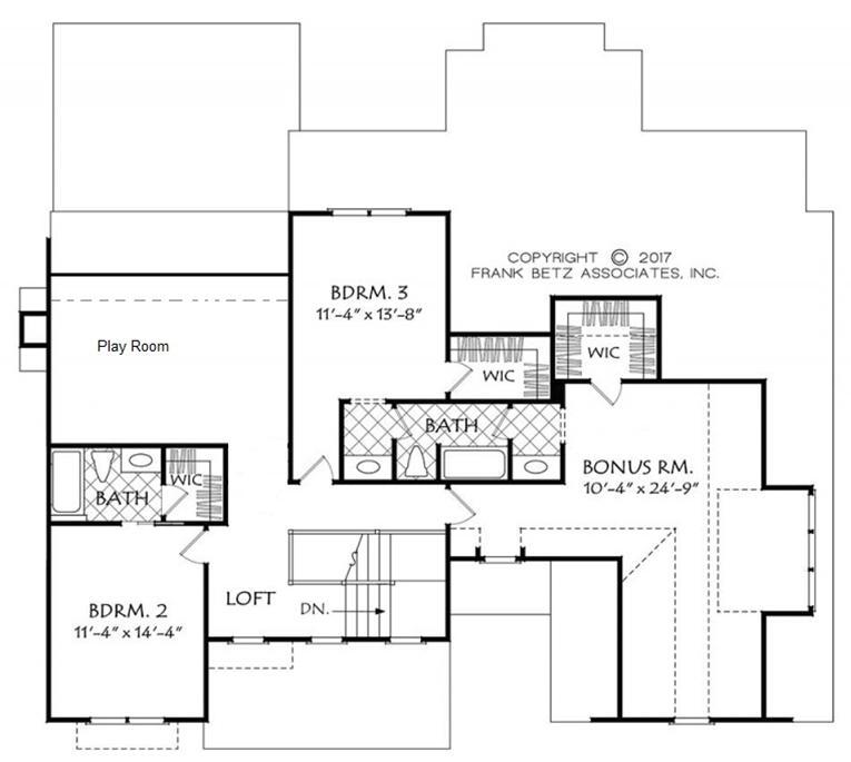 NC Custom Home Floor Plans | Home Builders in NC