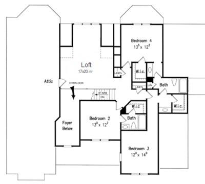 Multi-gen House Plans | Mother in Law Suite Floor Plan