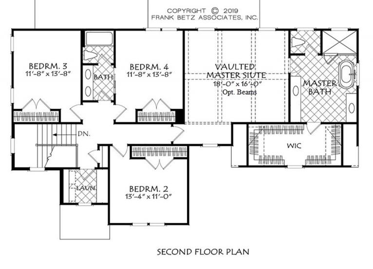 First Floor Guest Suite Floor Plans | NC Home Builders