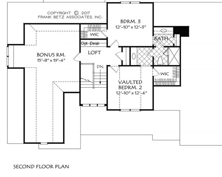 NC Custom Home Floor Plan | House Builders in NC