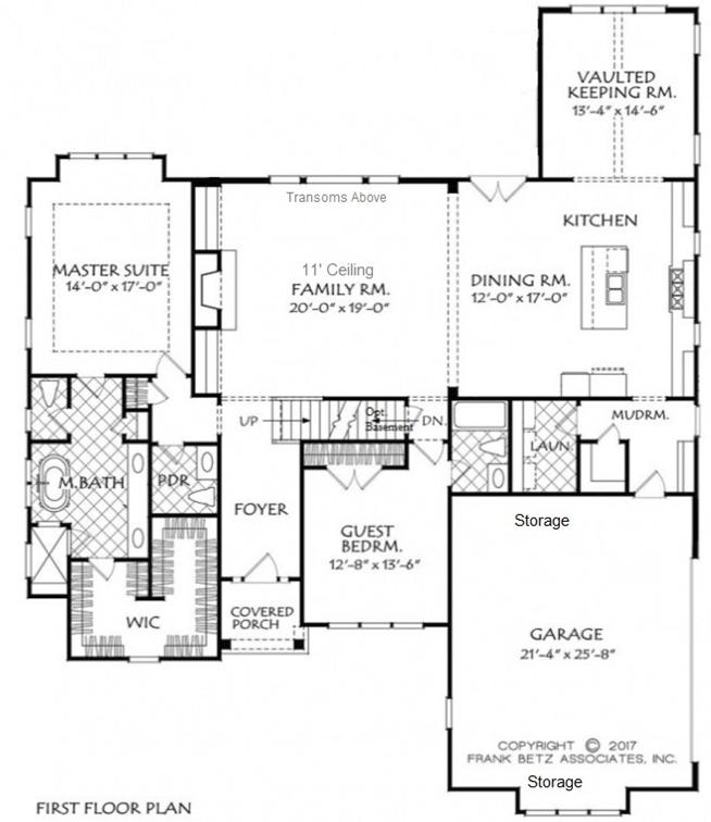 Master on the Main Floor Plans | Main Floor Master Homes