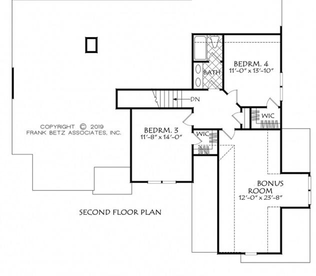Modern Farmhouse Floor Plans | Chatham County NC Custom Home Builder