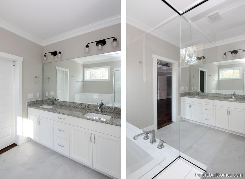En Suite Bathroom | New Homes Chapel Hill NC