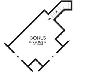 Custom Craftsman House Plan