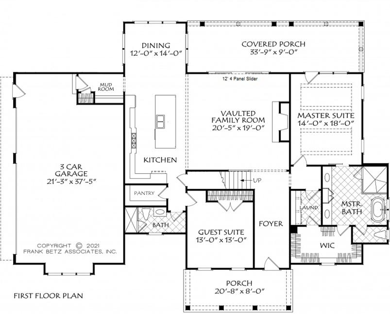 White Contemporary Modern Farmhouse