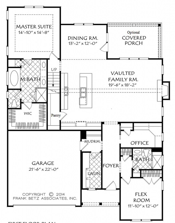 Downstairs Owner's Suite with Multigen Layout
