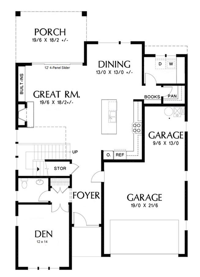 Contemporary New Home NC